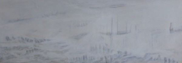 Imprégnation - mer du nord - 2013